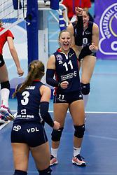 20171021 BEL: Champions League, Asterix Avo Beveren - Sliedrecht Sport: Oostakker<br />Ana Rekar (11) of Sliedrecht Sport <br />&copy;2017-FotoHoogendoorn.nl / Pim Waslander