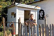 Che in the San Carlos area, Pinar de Rio, Cuba.