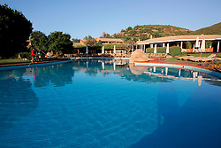 ITALY SARDINIA CHIA 28SEP07 - General view of the swimming pool at the Le Meridien Chia Laguna resort near Domus de Maria, southern Sardinia. <br /> <br /> jre/Photo by Jiri Rezac<br /> <br /> © Jiri Rezac 2007<br /> <br /> Contact: +44 (0) 7050 110 417<br /> Mobile:  +44 (0) 7801 337 683<br /> Office:  +44 (0) 20 8968 9635<br /> <br /> Email:   jiri@jirirezac.com<br /> Web:    www.jirirezac.com<br /> <br /> © All images Jiri Rezac 2007 - All rights reserved.