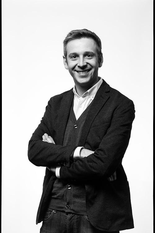 Giuseppe Bottero, giornalista de La Stampa