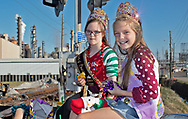 Norco Annual Christmas Parade in Norco, Louisiana.