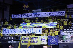 04-03-2017 ITA: Semifinal Coppa Italia Imoco Volley Conegliano - Igor Gorgonzola Novara, Firenze<br /> Support, publiek<br /> <br /> ***NETHERLANDS ONLY***