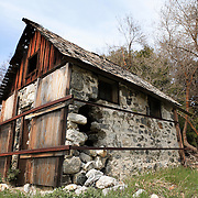 Old Ice House - Oak Glen, CA