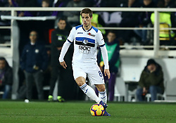 February 27, 2019 - Florence, Italy - Fiorentina v Atalanta : Italian Cup semifinal .Mario Passaic of Atalanta at Artemio Franchi Stadium in Florence, Italy on February 27, 2019. (Credit Image: © Matteo Ciambelli/NurPhoto via ZUMA Press)