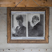 Portrait of Queen Alexandra & King Edward VII
