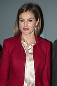 Queen Letizia inauguration Ingres Exhibition Prado Museum