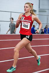 800, heat 7, McFall, Oneonta<br /> BU Terrier Indoor track meet