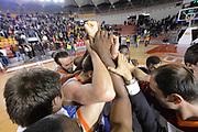 DESCRIZIONE : Roma Lega A 2012-13 Acea Roma Juve Caserta<br /> GIOCATORE : team <br /> CATEGORIA : curiosita esultanza<br /> SQUADRA : Acea Roma<br /> EVENTO : Campionato Lega A 2012-2013 <br /> GARA : Acea Roma Juve Caserta<br /> DATA : 28/10/2012<br /> SPORT : Pallacanestro <br /> AUTORE : Agenzia Ciamillo-Castoria/GiulioCiamillo<br /> Galleria : Lega Basket A 2012-2013  <br /> Fotonotizia : Roma Lega A 2012-13 Acea Roma Juve Caserta<br /> Predefinita :