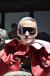 July 3, 2018 - Paris.Jb1_4687.Jpg.Jb1_4688.Jpg, France - NEWS : Fashion week Alexis Mabille - Paris - 07/03/2018 (Credit Image: © Panoramic via ZUMA Press)