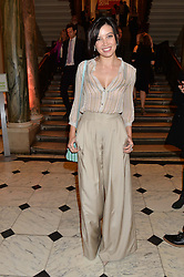 DAISY LOWE at the annual Royal Academy of Art Summer Party held at Burlington House, Piccadilly, London on 4th June 2014.