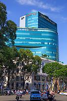 Diamond Plaza shopping centre in Ho Chi Minh City, Vietnam