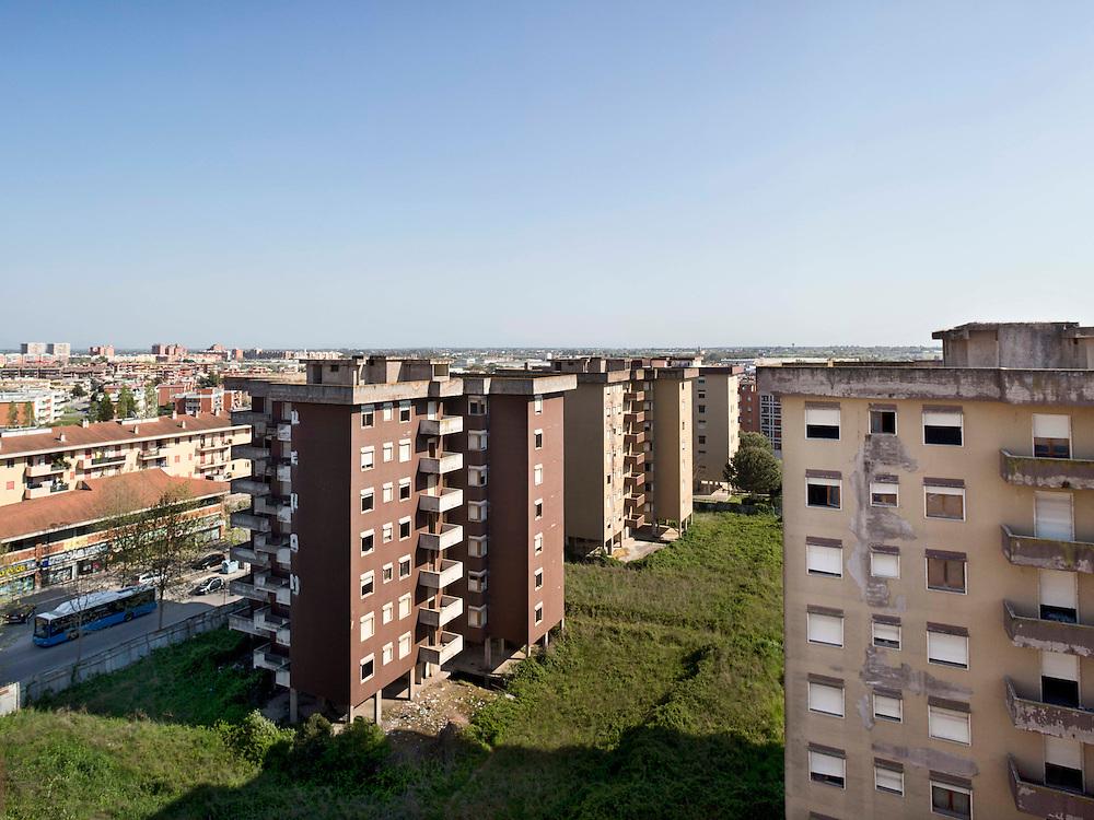 Palazzi abbandonati nel centro della citt&agrave; di Aprilia<br /> <br /> Abandoned buildings in the city center of Aprilia
