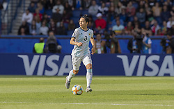 Eliana STABILE (ARG) in action during the match of 2019 FIFA Women's World Cup France group D match between Argentina andJapan, at Parc des Princes on June 10, 2019 in Paris, France. Photo by Loic BARATOUX/ABACAPRESS.COM