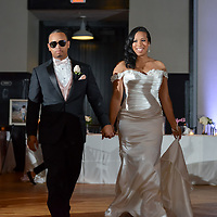 Malcolm & Akeisha Wedding Photography Samples | The Ace Hotel | 1216 Studio Wedding Photography The Wedding Celebration & Reception First Dances Cake Cutting & Traditional Wedding Events 2017 2018 New Orleans Wedding Photographers