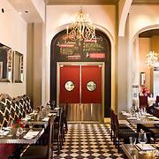 Currant Brasserie, Sofia Hotel, D. C. Roberts Design, San Diego, California, Restaurant Design, Hospitality Design, Architectural Photography, Restaurant Photography , San Diego Architectural Photographer, Southern California Architectural Photographer