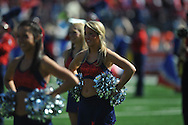Ole Miss band vs. Arkansas at Vaught-Hemingway Stadium in Oxford, Miss. on Saturday, October 22, 2011. .