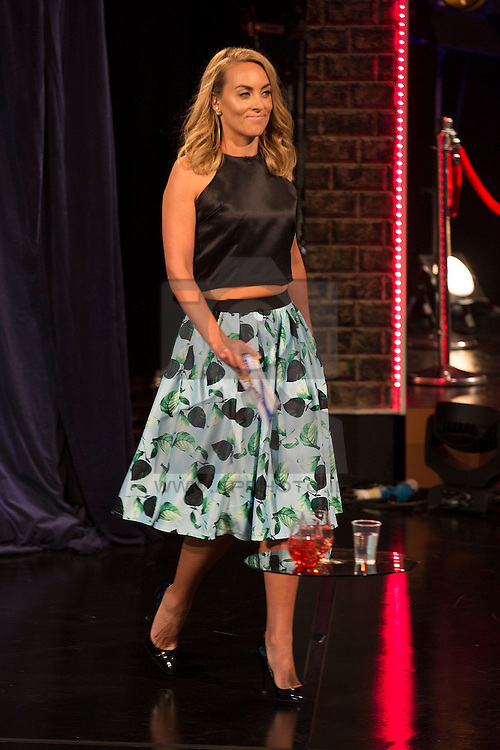 Repro Free: 13/08/2014<br /> Kathryn Thomas is pictured at the RT&Eacute; One New Season Launch 2014. Pic Andres Poveda