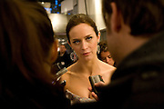 EMILY BLUNT, The World Premiere of Young Victoria in aid of Children in Crisis and St. John Ambulance. Odeon Leicesgter Sq. and afterwards at Kensington Palace. 3 March 2009 *** Local Caption *** -DO NOT ARCHIVE -Copyright Photograph by Dafydd Jones. 248 Clapham Rd. London SW9 0PZ. Tel 0207 820 0771. www.dafjones.com<br /> EMILY BLUNT, The World Premiere of Young Victoria in aid of Children in Crisis and St. John Ambulance. Odeon Leicesgter Sq. and afterwards at Kensington Palace. 3 March 2009