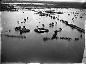 1957 – 05/01 Shannon Flooding - Aerial Views