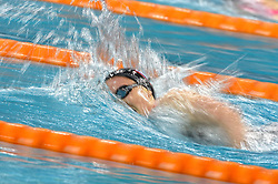 02-04-2015 NED: Swim Cup, Eindhoven<br /> Spela Perse SLO, 200 medley<br /> Photo by Ronald Hoogendoorn / Sportida