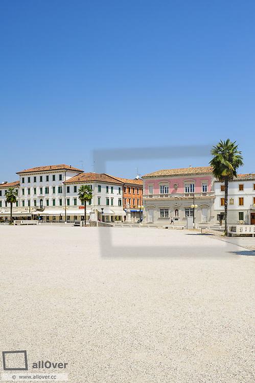 Old city center, Italy, Friaul-Julian Venetia, Palmanova