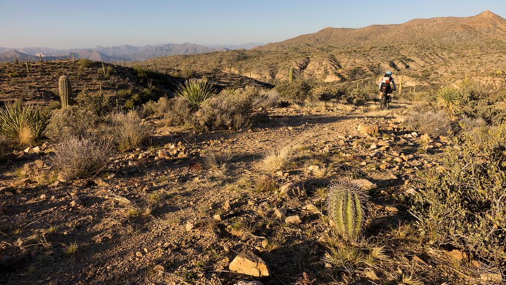 Gila River Ramble Mountain bikepacking tour, Arizona