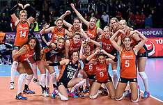 20160106 TUR: European Olympic Qualification Tournament Turkije - Nederland, Ankara