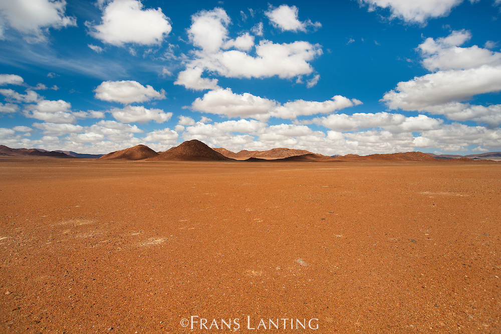 Landscape, Messum Crater, National West Coast Recreation Area, Namibia