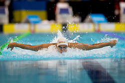 BRASIL Andre BRA at 2015 IPC Swimming World Championships -  Men's 100m Butterfly S10