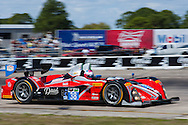 #38 Performance Tech Motorsports ORECA FLM09: Charlie Shears, David Ostella, Raphael Matos