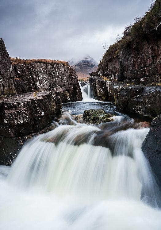 Abhainn Coire MhicNobaill, Torridon, Scotland