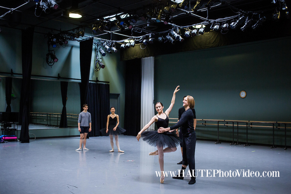 04192015 - David Halber day at the Arizona Ballet