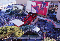 Cannes film festival, red carpet