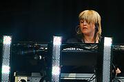 Sister Bliss from Faithless, V Stage, V Festival, 2006