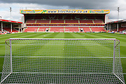 The Bank's Stadium during the Sky Bet League 1 match between Walsall and Doncaster Rovers at the Banks's Stadium, Walsall, England on 12 September 2015. Photo by Alan Franklin.