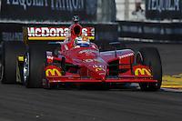 Graham Rahal, Indy Car Series