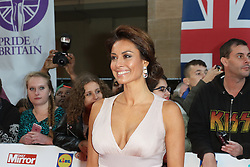Melanie Sykes, Pride of Britain Awards, Grosvenor House Hotel, London UK. 28 September, Photo by Richard Goldschmidt /LNP © London News Pictures