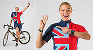 Studio portrait shoot of model and television presenter Jodie Kidd for Help for Heroes charity.<br /> Picture date: Friday February 5, 2016.<br /> Photograph by Christopher Ison &copy;<br /> 07544044177<br /> chris@christopherison.com<br /> www.christopherison.com
