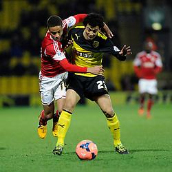 Watford v Bristol City FA Cup