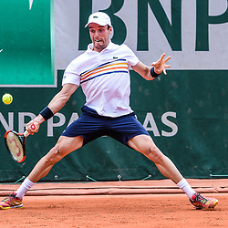 Roberto Bautista Agut during Day 2 of Roland Garros, the French Open 2018 on May 28, 2018 in Paris, France. (Photo by Baptiste Fernandez/Icon Sport)
