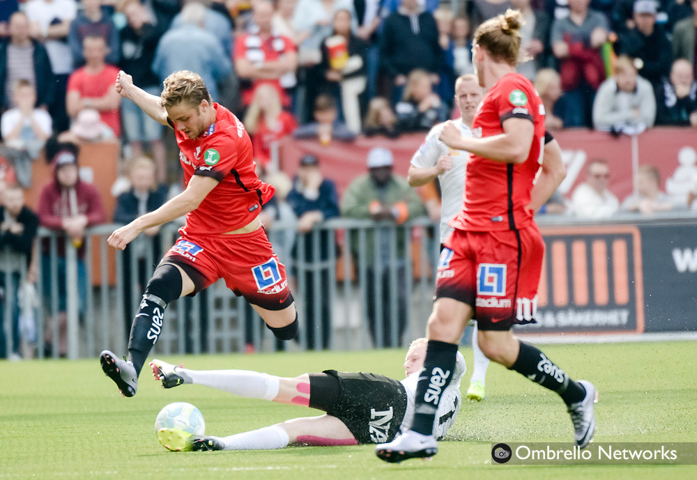 ÖREBRO, SWEDEN - MAY 22: during the allsvenskan match between Örebro SK and IFK Norrköping at Behrn Arena on May 22, 2016 in Örebro, Sweden. Foto: Pavel Koubek/Ombrello