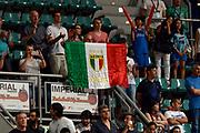 DESCRIZIONE : Bologna Nazionale Italia Uomini Imperial Basketball City Tournament Italia Canada Italy Canada<br /> GIOCATORE : tifosi<br /> CATEGORIA : tifosi<br /> SQUADRA : Italia Italy<br /> EVENTO : Imperial Basketball City Tournament<br /> GARA : Imperial Basketball City Tournament Italia Canada Italy Canada<br /> DATA : 26/06/2016<br /> SPORT : Pallacanestro<br /> AUTORE : Agenzia Ciamillo-Castoria/Max.Ceretti<br /> Galleria : FIP Nazionali 2016<br /> Fotonotizia : Bologna Nazionale Italia Uomini Imperial Basketball City Tournament Italia Canada Italy Canada