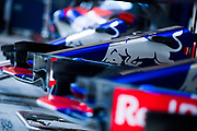 October 19-22, 2017: United States Grand Prix. Scuderia Toro Rosso, STR12 nose detail