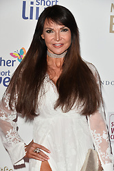 © Licensed to London News Pictures. 07/06/2017. London, UK. LIZZI CUNDY attends the Together for Short Lives Midsummer Ball. Photo credit: Ray Tang/LNP