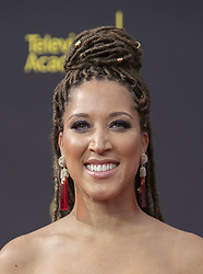 September 14, 2019, Los Angeles, California, United States of America: Robin Thede at the red carpet of the 2019 Creative Arts Emmy Awards on Saturday September 14, 2019 at the Microsoft Theater in Los Angeles, California. JAVIER ROJAS/PI (Credit Image: © Prensa Internacional via ZUMA Wire)