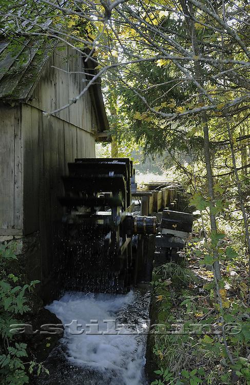 Carinthian water mill
