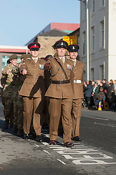 Remembrance Sunday Barnsley<br /> <br />   13 November 2016<br />   Copyright Paul David Drabble<br />   www.pauldaviddrabble.photoshelter.com