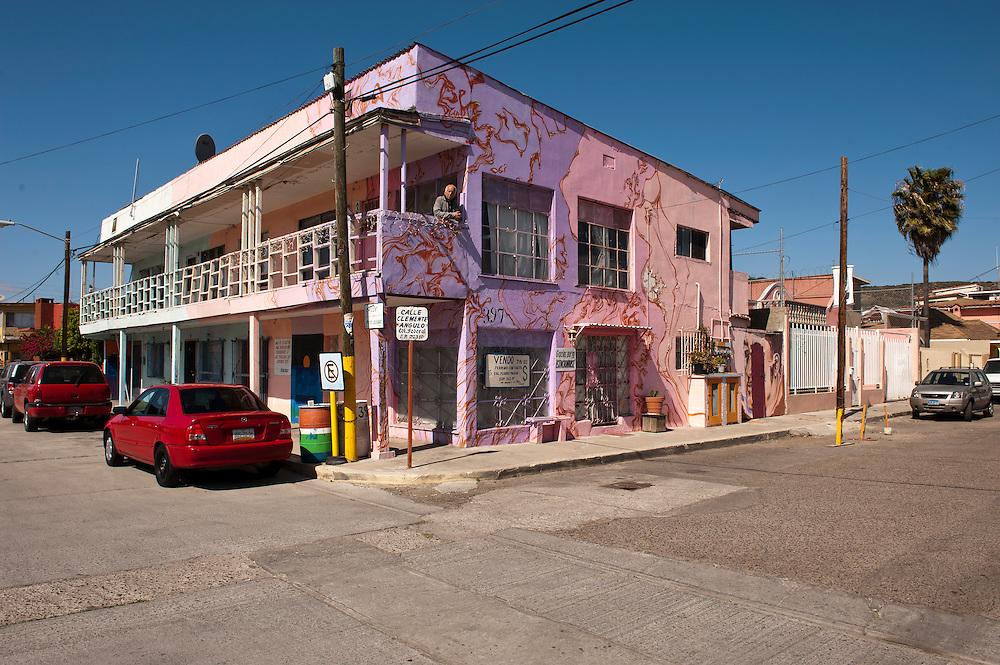 Franco Mendez Cavillo, artist, Tijuana...@ Stefan Falke.http://www.stefanfalke.com/.