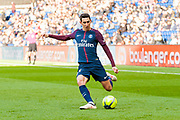 Angel di Maria (psg) during the French Championship Ligue 1 football match between Paris Saint-Germain and SCO Angers on march 14, 2018 at Parc des Princes stadium in Paris, France - Photo Pierre Charlier / ProSportsImages / DPPI