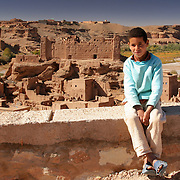 Local boy, Dades Valley, Morocco (November 2006)